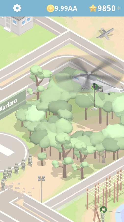 军事基地模拟器截图3
