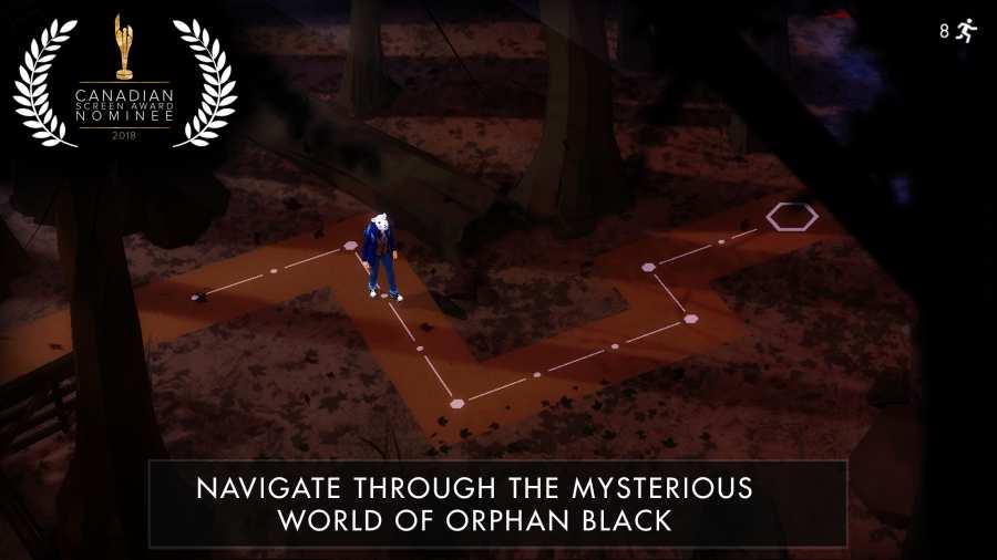 黑色孤儿截图1