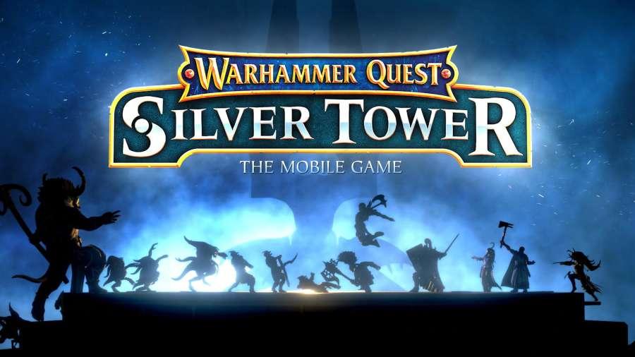 战锤任务:银色高塔 截图0