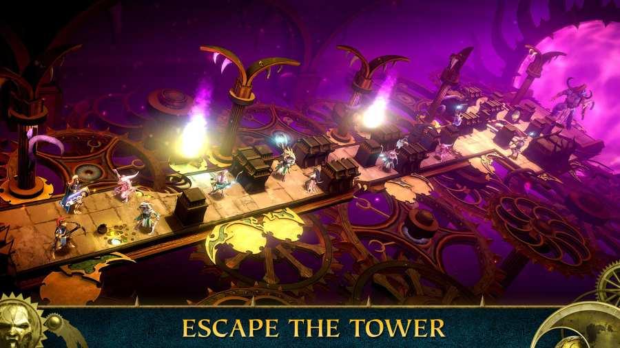 战锤任务:银色高塔 截图1
