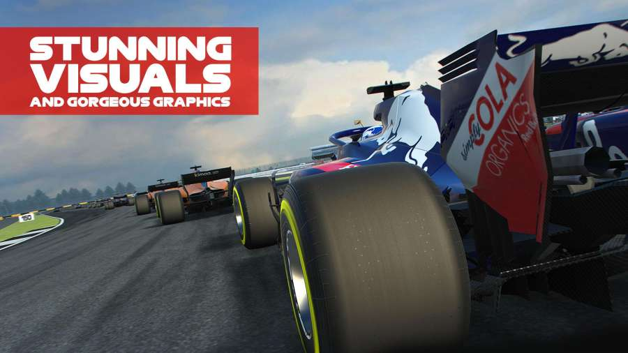 F1赛车 移动版截图3