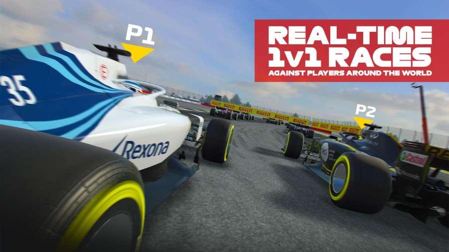 F1赛车 移动版截图4
