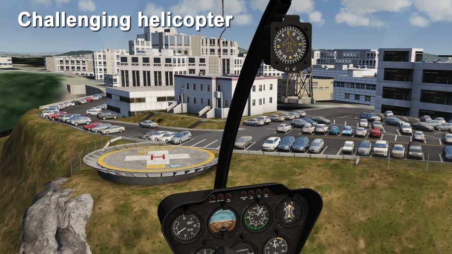 模拟航空飞行2020截图1