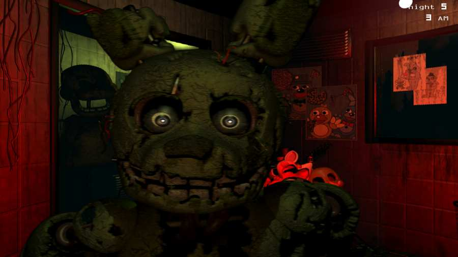 玩具熊的五夜后宫3 Five Nights at Freddy's截图3