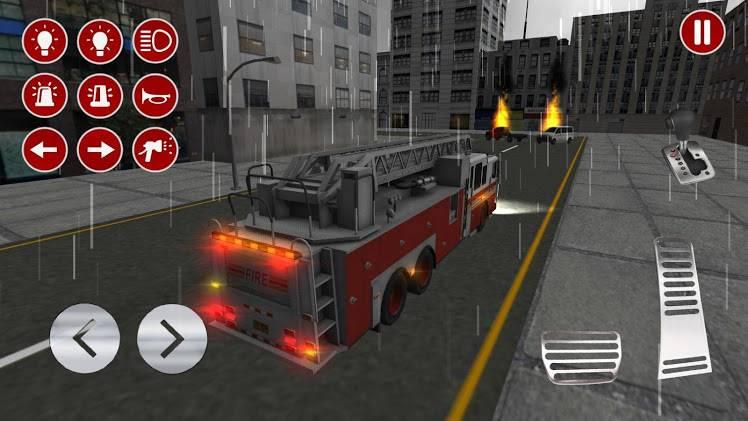 消防部队之紧急任务截图1
