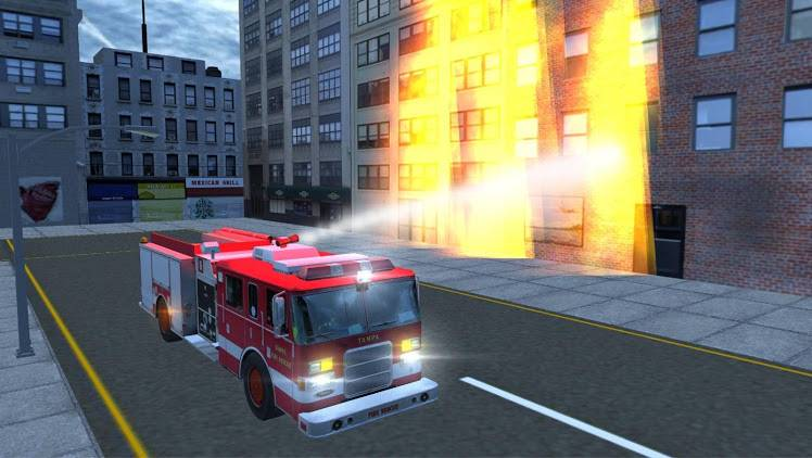 消防部队之紧急任务截图2