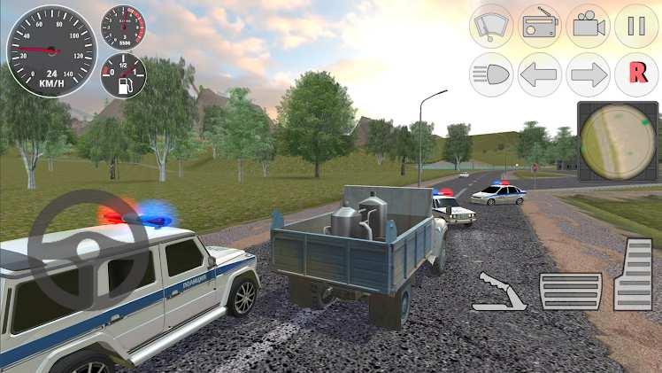 卡车司机模拟器2020截图0