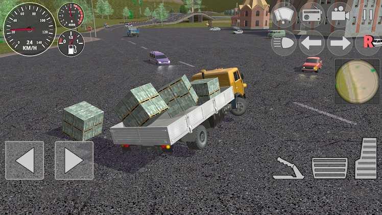 卡车司机模拟器2020截图1