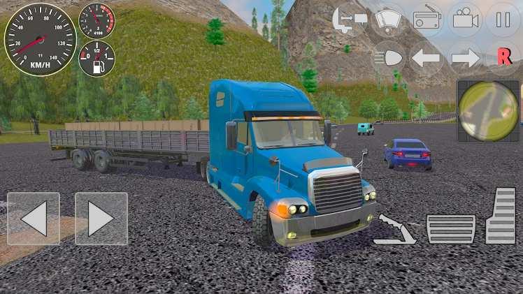 卡车司机模拟器2020截图2