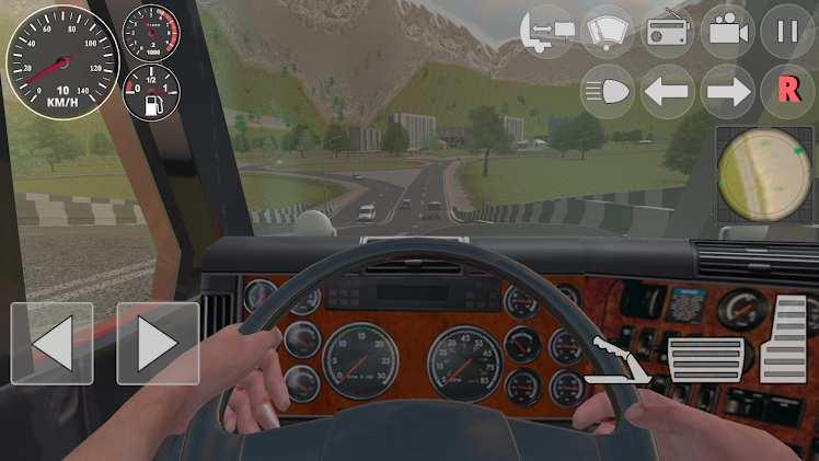 卡车司机模拟器2020截图3