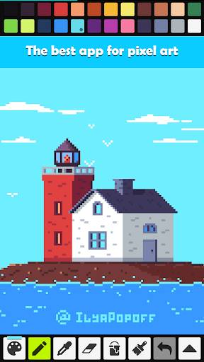 Pixel Studio - Pixel art editor, GIF animation截图0