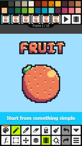 Pixel Studio - Pixel art editor, GIF animation截图4