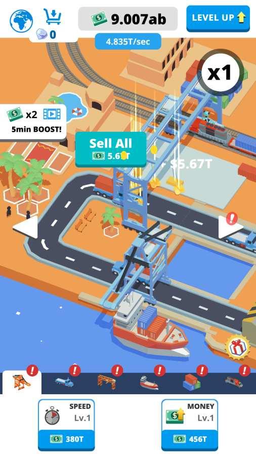 放置港口大亨截图2