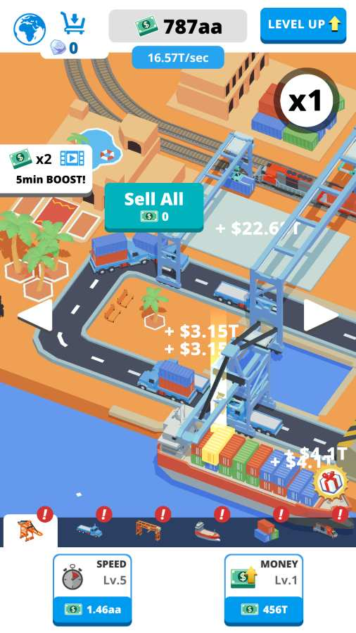 放置港口大亨截图4