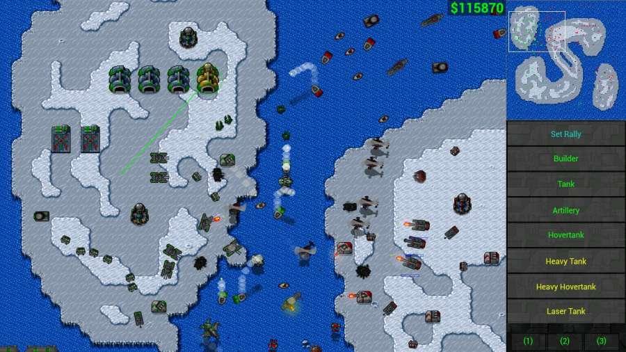 铁锈战争 中文版截图4