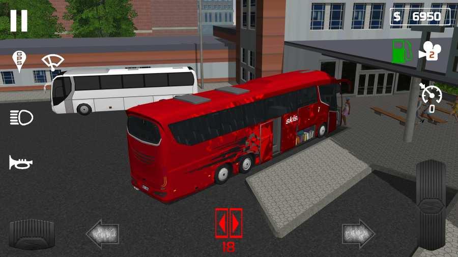 公交车模拟器:客车截图1