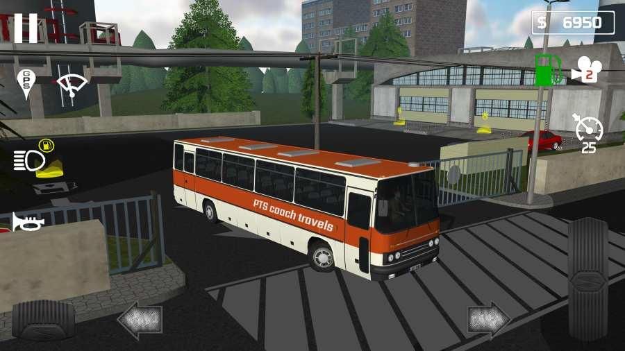 公交车模拟器:客车截图2