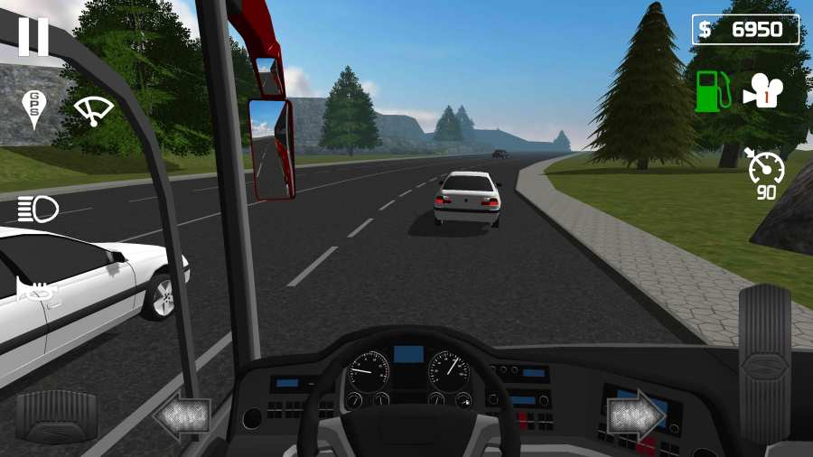 公交车模拟器:客车截图4