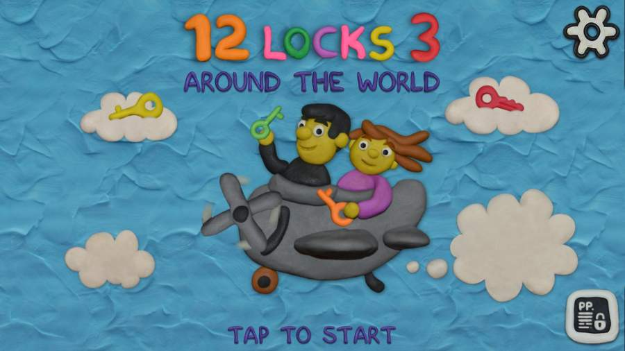 十二把锁3:环游世界截图0