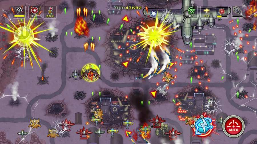 帝国神鹰:飞行中队截图1