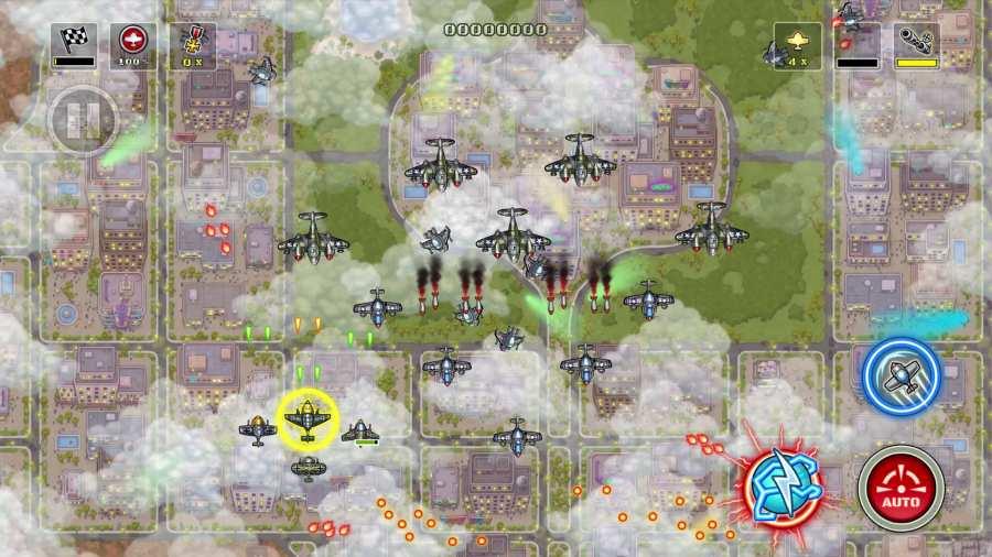 帝国神鹰:飞行中队截图2