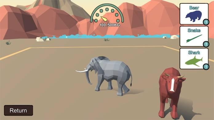 动物融合模拟器截图0