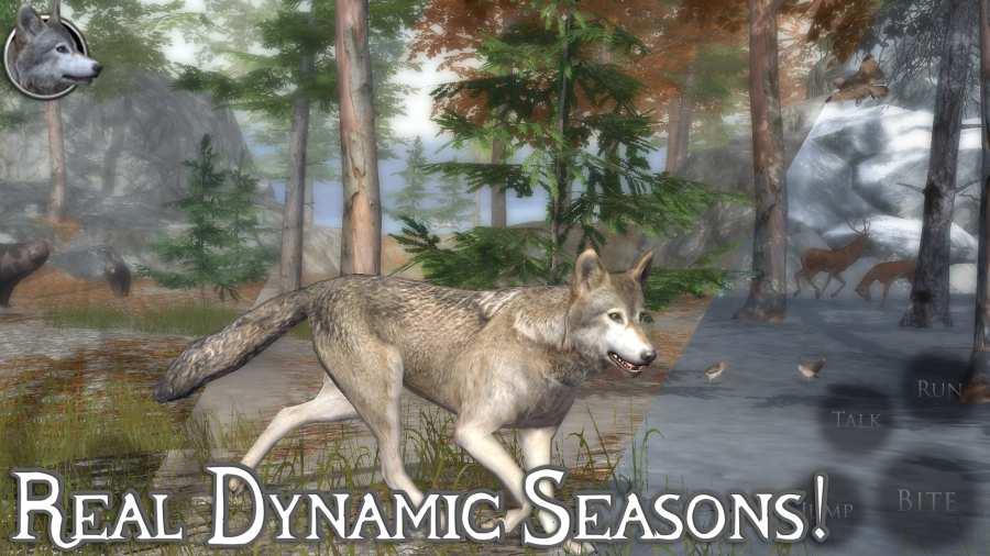 终极野狼模拟器2截图2