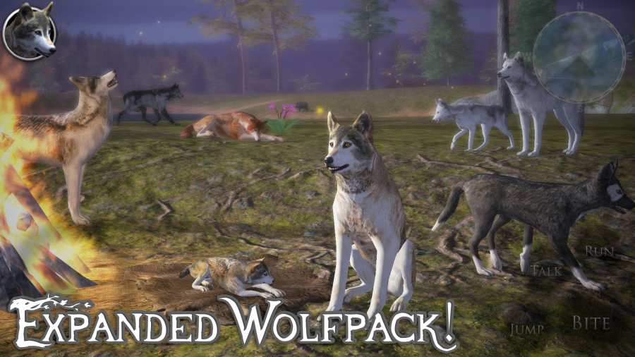终极野狼模拟器2截图3