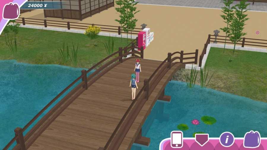 少女都市3D截圖3