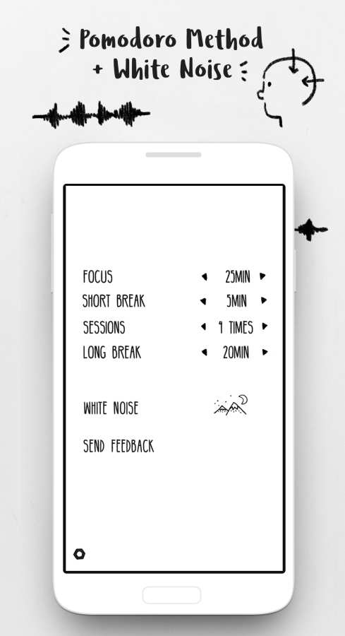 BFT - Bear Focus Timer截图0