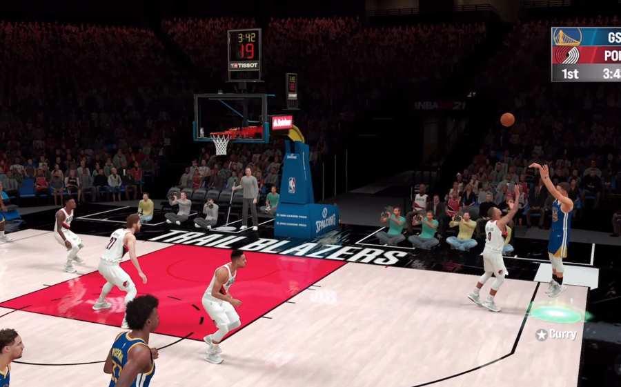 NBA 2K21截图1