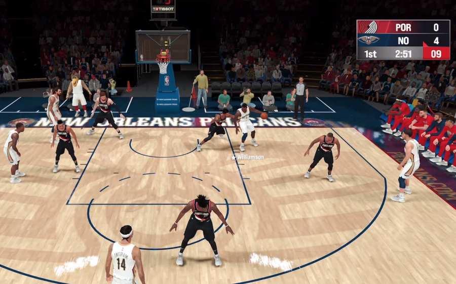 NBA 2K21截图2