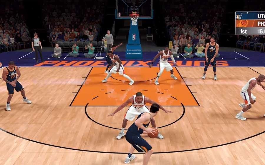 NBA 2K21截图3