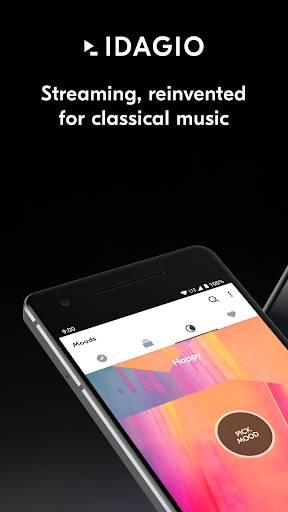 IDAGIO - 古典音乐流截图0