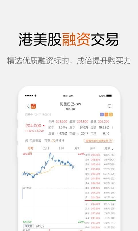 东财国际证券截图4