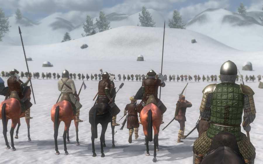 騎馬與砍殺:戰團截圖1