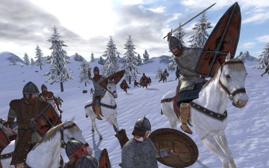 騎馬與砍殺:戰團截圖3