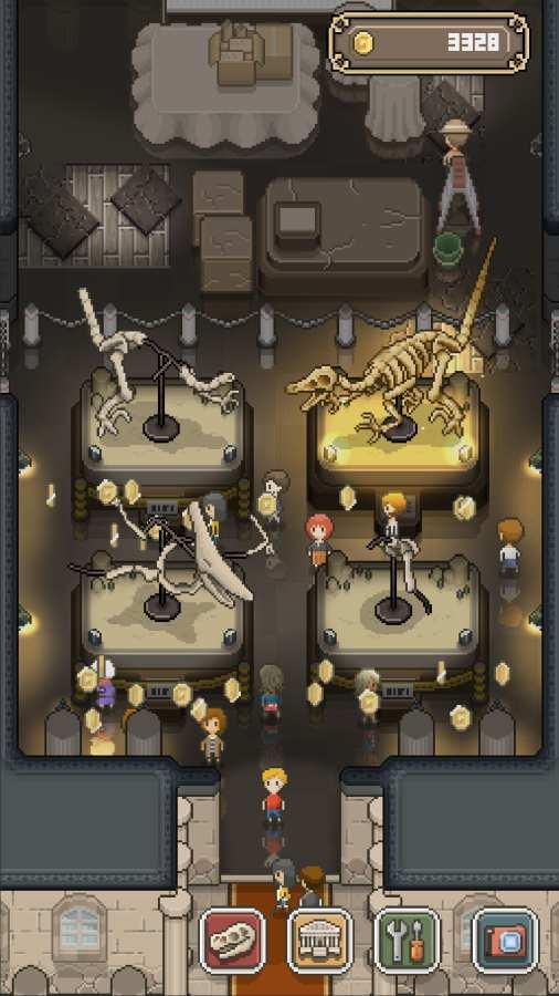 我與化石博物館 中文版截圖2