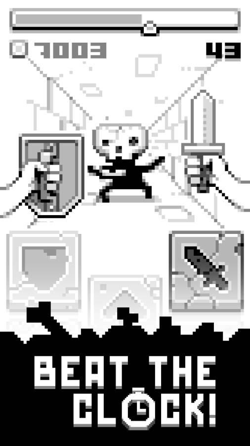 地牢冲刺RPG