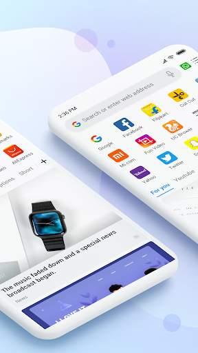 小米浏览器——极速上网,安全稳定,功能全面截图1