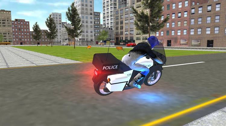摩托车警察2020截图2