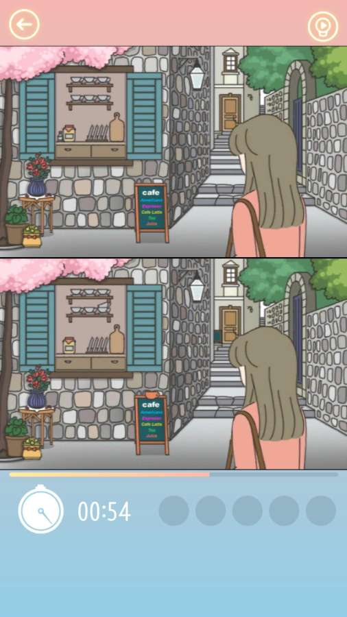 Find the differences - A Cat House截图2