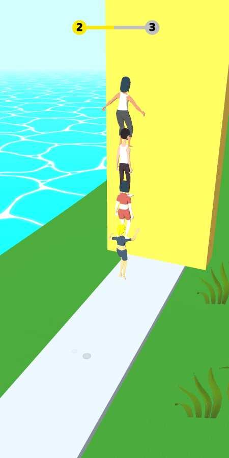 人梯跑酷截图4