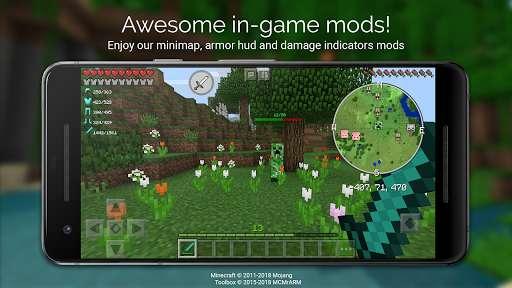 Toolbox for Minecraft: PE截图0