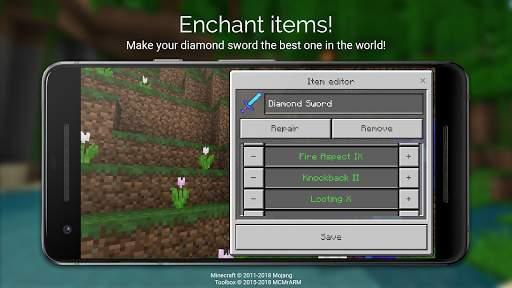 Toolbox for Minecraft: PE截图4