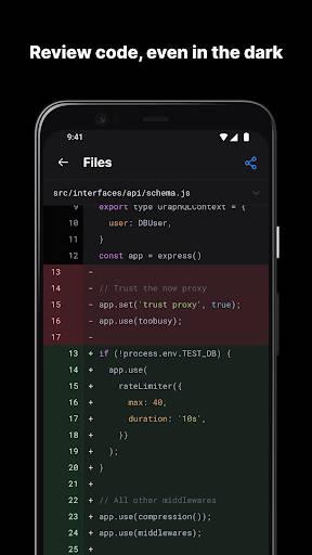 GitHub截圖3