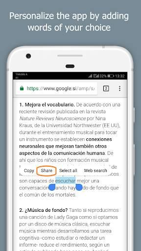LearnMatch - 免费学外语背单词(英语、德语、法语等六门外语轻松学)截图1