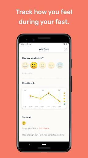 Zero - Fasting Tracker截圖2