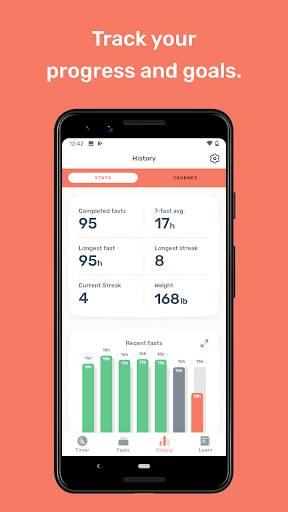 Zero - Fasting Tracker截圖4