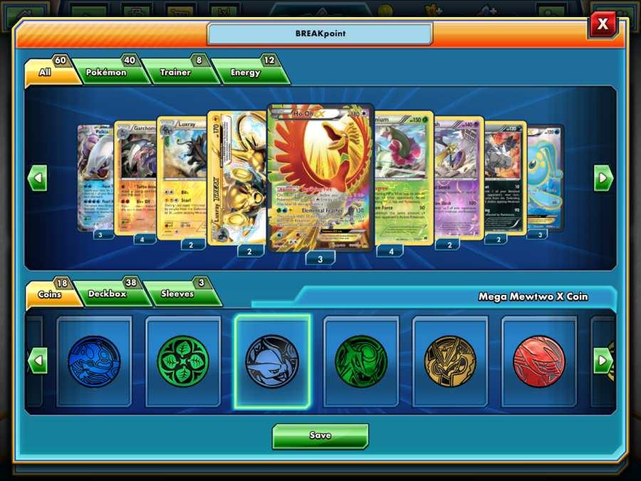 精灵宝可梦在线交换卡片游戏截图1
